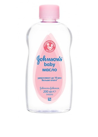 Масло, 200 мл Johnson's Baby