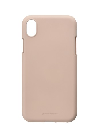 Купить чехол  Goospery для Apple iPhone XR. SF Jelly. PINK SAND за 98 грн в Интернет-магазине Kasta - Киев, Украина (142343834)