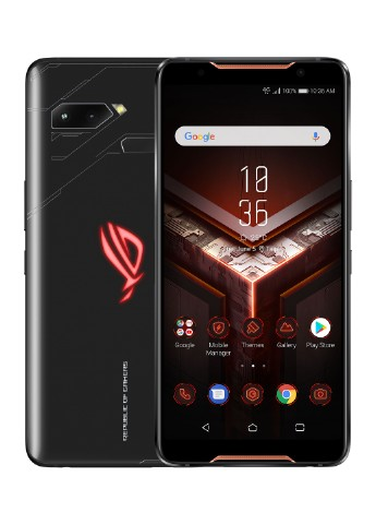 Купить смартфон  Asus ROG Phone 8/128GB Black (ZS600KL-1A032EU) за 18888 грн в Интернет-магазине Kasta - Киев, Украина (132797853)