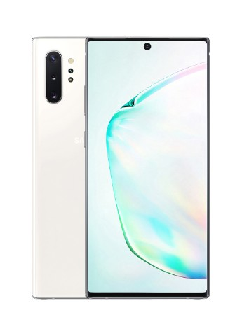 Купить смартфон  Samsung Galaxy Note 10+ 2019 12/256Gb Aura White (SM-N975FZWDSEK) за 35999 грн в Интернет-магазине Kasta - Киев, Украина (140369384)