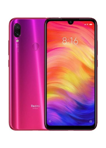 Купить смартфон  Xiaomi Redmi Note 7 4/64GB Nebula Red за 4999 грн в Интернет-магазине Kasta - Киев, Украина (146429777)