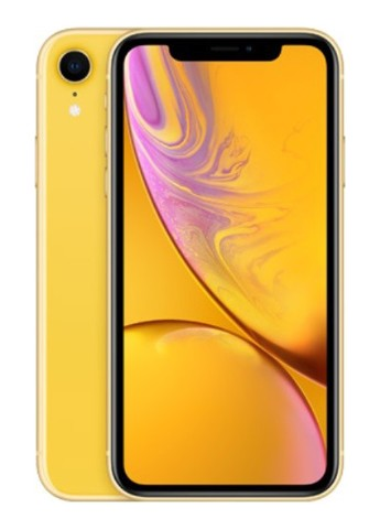 Купить смартфон  Apple iPhone XR 64GB Yellow за 18499 грн в Интернет-магазине Kasta - Киев, Украина (153732664)