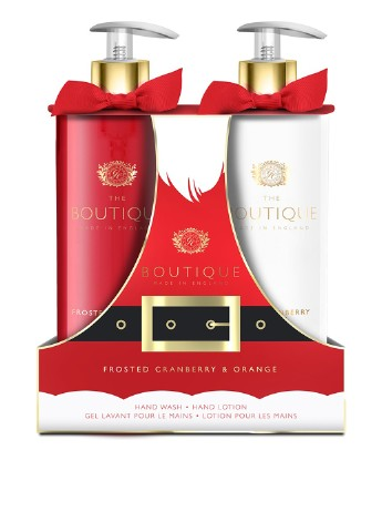 Набор Frosted Cranberry & Orange Hand Care Duo (2 пр.) Grace Cole