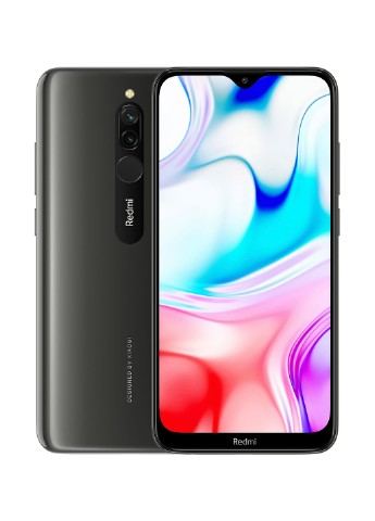 Купить смартфон  Xiaomi Redmi 8 3/32GB Onyx Black за 3499 грн в Интернет-магазине Kasta - Киев, Украина (156216192)