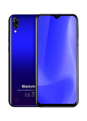 Купить смартфон  Blackview A60 1/16GB Gradient Blue за 1899 грн в Интернет-магазине Kasta - Киев, Украина (154996824)