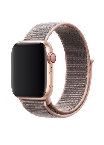 Заказать для apple watch 38/40 series 1,2,3 нейлоновый pink sand в Интернет-магазине Kasta (156223605)