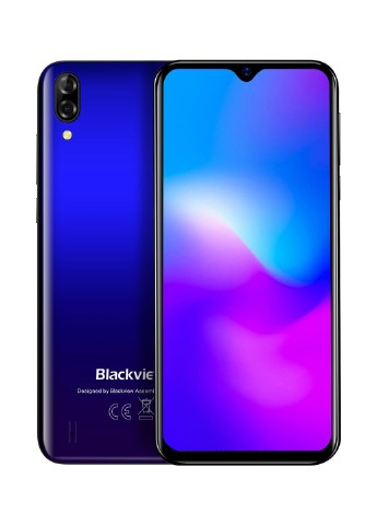 Купить смартфон  Blackview A60 Pro 3/16GB Gradient Blue за 2299 грн в Интернет-магазине Kasta - Киев, Украина (165147920)