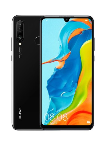 Купить смартфон  Huawei P30 Lite 4/128GB Midnight Black (MAR-Lх1A) за 7299 грн в Интернет-магазине Kasta - Киев, Украина (163174113)