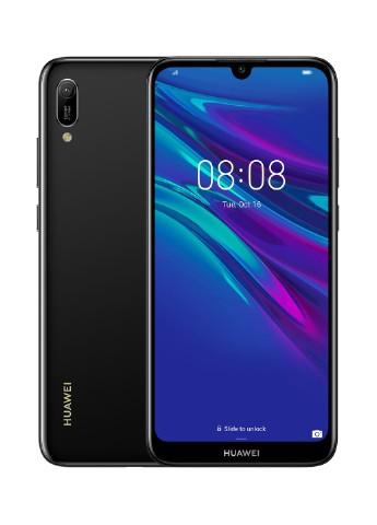 Купить смартфон  Huawei Y6 2019 2/32GB Midnight Black (MRD-Lх1) за 2999 грн в Интернет-магазине Kasta - Киев, Украина (163174118)