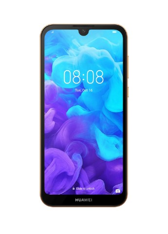 Купить смартфон  Huawei Y5 2019 2/16GB Amber Brown (POT-Lх1) за 2299 грн в Интернет-магазине Kasta - Киев, Украина (163174112)