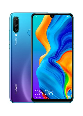 Купить смартфон  Huawei P30 Lite 4/128GB Peacock Blue (MAR-Lх1A) за 7299 грн в Интернет-магазине Kasta - Киев, Украина (163174121)
