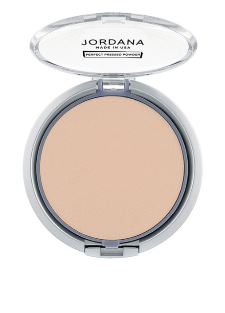 Пудра матирующая PERFECT PRESSED POWDER, 03 - Soft Beige, 8,03г Jordana - Фото