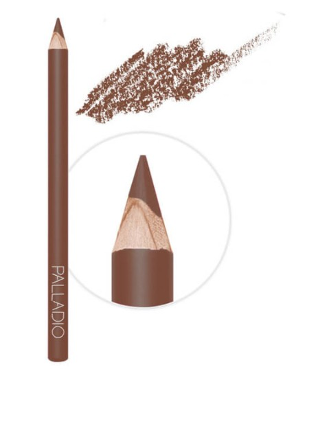 Карандаш для губ LIP LINER PENCIL, 289 Walnut, 1,2 г Palladio - Фото