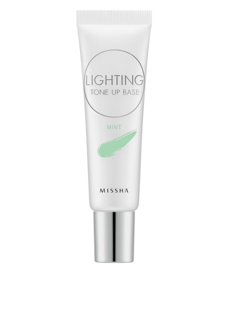База под макияж Lighting Tone Up Base SPF30/PA++, 20 мл MISSHA - Фото