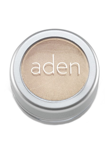 Тени для век Loose Powder Eyeshadow/ Pigment Powder 23 Shell, 3 г Aden - Фото