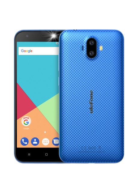 Смартфон Ulefone S7 2/16GB Blue - Фото