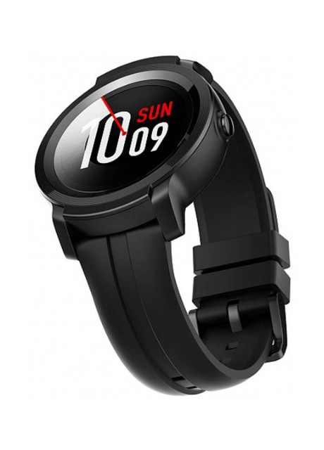 Смарт-часы MOBVOI TicWatch E2 WG12026 Shadow Black (P1022000600A) чёрные - Фото