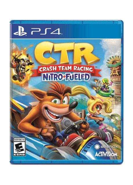 Игра PS4 Crash Team Racing [Blu-Ray диск] Games Software ❖ Купить на Kasta ❖ (150134302)